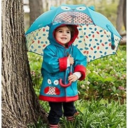 Skip Hop Little Kid Umbrella - Owl