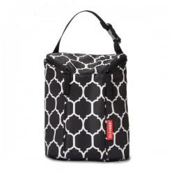 Skip Hop Grab & Go Double bottle Bag - Onyx