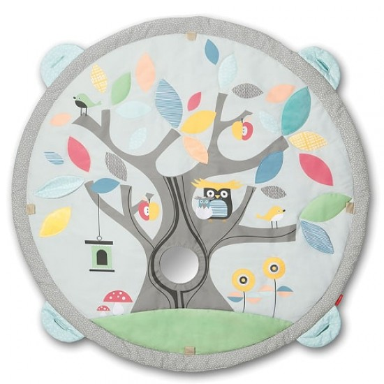 Skip*Hop Treetop Activity Gym - Grey / Pastel