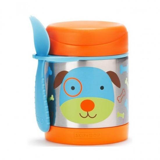 Skip Hop Zoo Insulated Food Jar - Dog