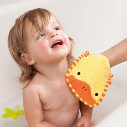 Skip Hop Zoo Wash Mitt - Duck