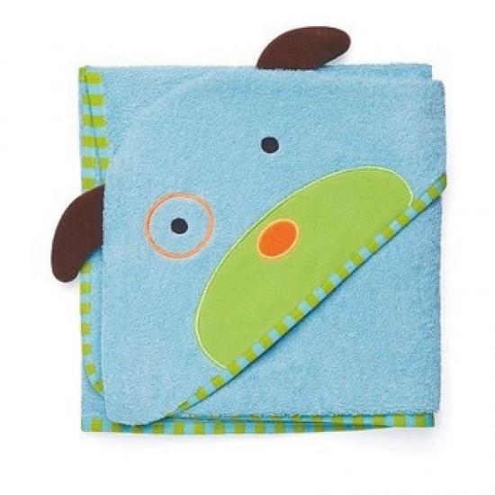 Skip Hop Zoo Hooded Towel - Dog