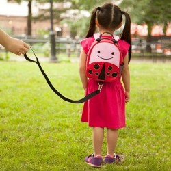 Skip*Hop Zoo-let Mini Backpack With Rein - Ladybug