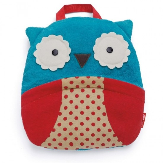Skip*Hop Zoo Travel Blanket - Owl