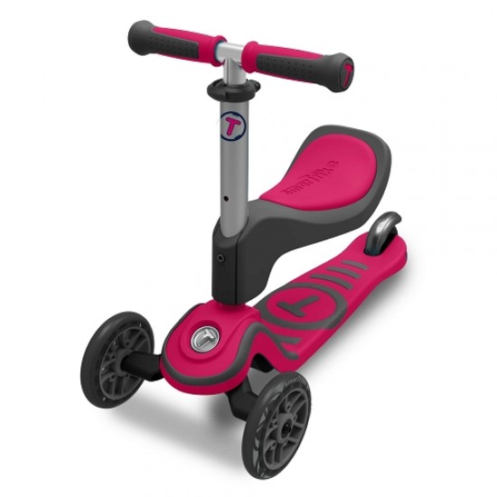 SmarTrike T1 3 in 1 Scooter - Pink
