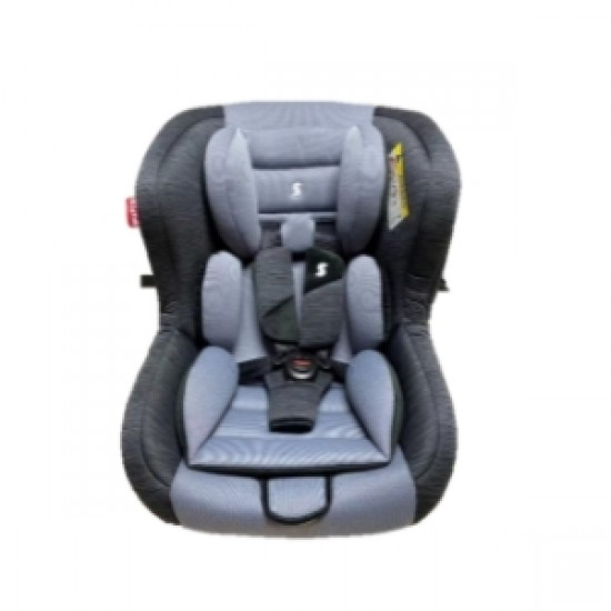 Snapkis Transformers 0-4 Carseat - Deep Grey