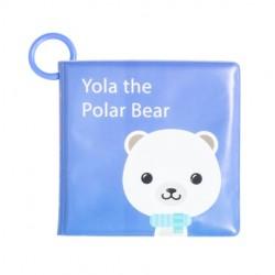 Snapkis Bath Book Polar Bear