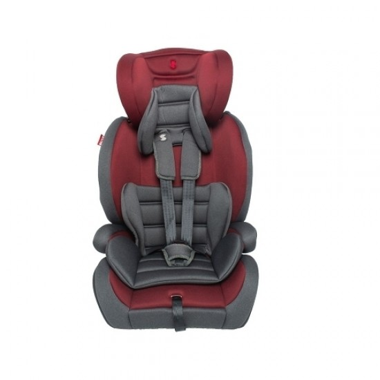 Snapkis Tristage 1-11 Carseat - Maroon / Grey