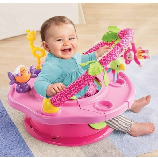 Summer Infant Deluxe SuperSeat - Island Giggles
