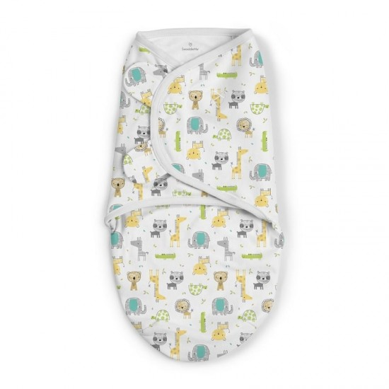 Summer Infant SwaddleMe - Safari Excursion