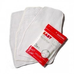 Suzuran baby cotton sweat towel