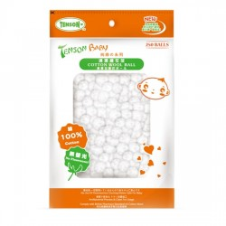 Tenson Cotton Balls - 250 pcs