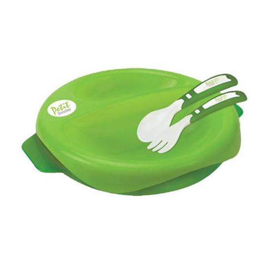 Petit Terraillon Evolutionary Plate - Green
