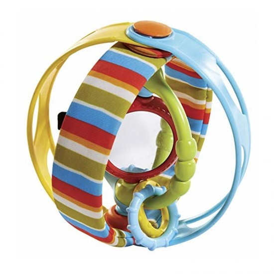 Tiny Love Rock and ball 3 IN 1 Tummy Time Toy