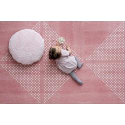 toddlekind Prettier Playmat - Ash Rose (6 Tiles & 12 Edging Borders)