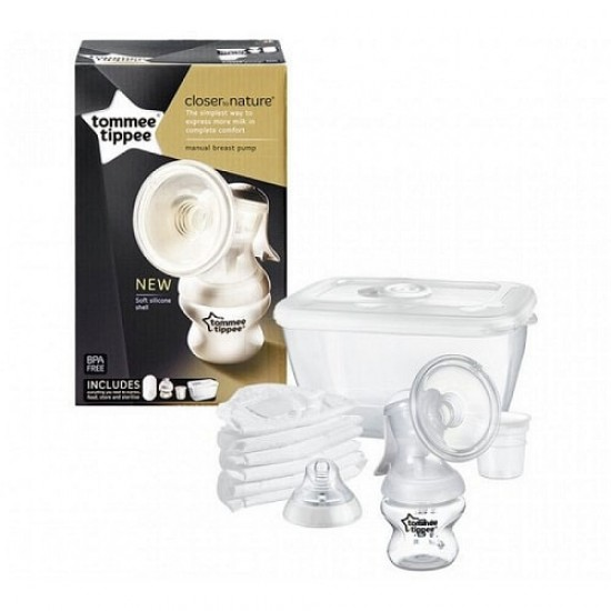 Tommee Tippee Manual Breast Bump