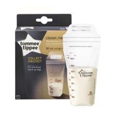 Tommee Tippee Closer to Nature Milk Storage Bags - 36 pcs