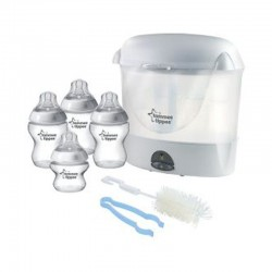 Tommee Tippee Electric Sterilzer with 4 pcs PP bottles