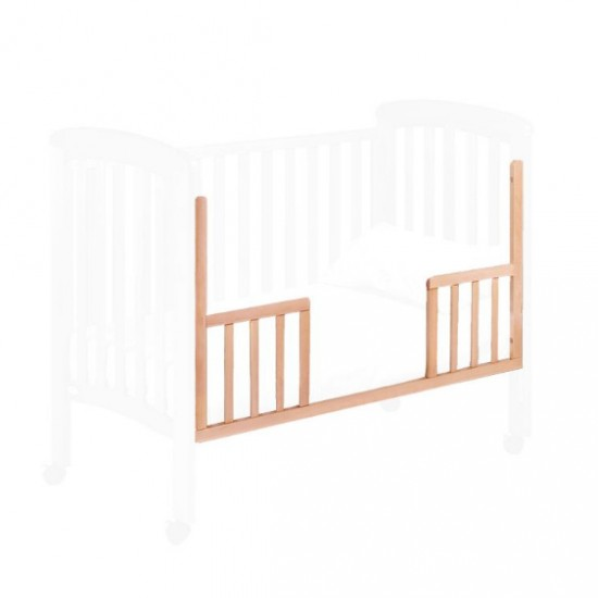 "Troll Nicole Baby Cot,  Natural - 50 x 27""  (mattress sell separably)"