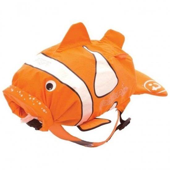 Trunki Paddlepak - Clownfish (Age 2 ~ 6 yrs)