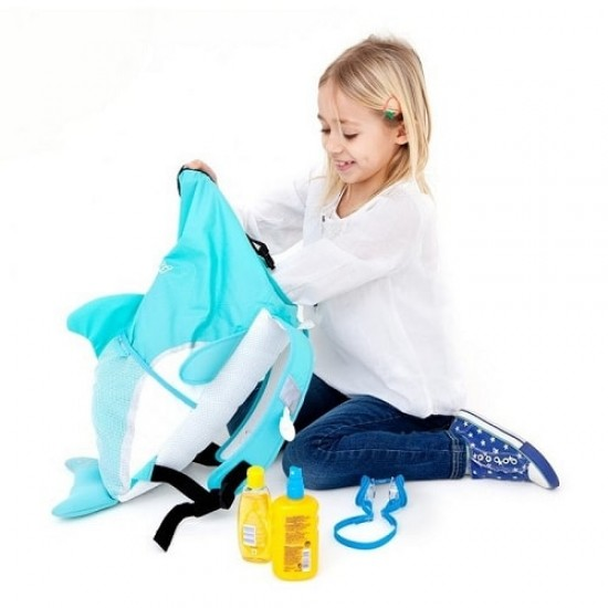 Trunki Paddlepak  ( for age 6 yrs+) - Dolphin