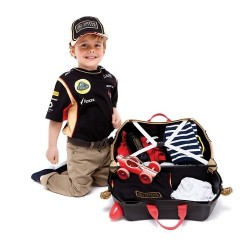Trunki Luggage - Lotus F1