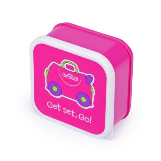 Trunki Snack Container - Pink