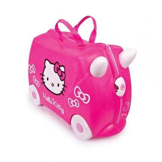 Trunki Luggage - Hello Kitty