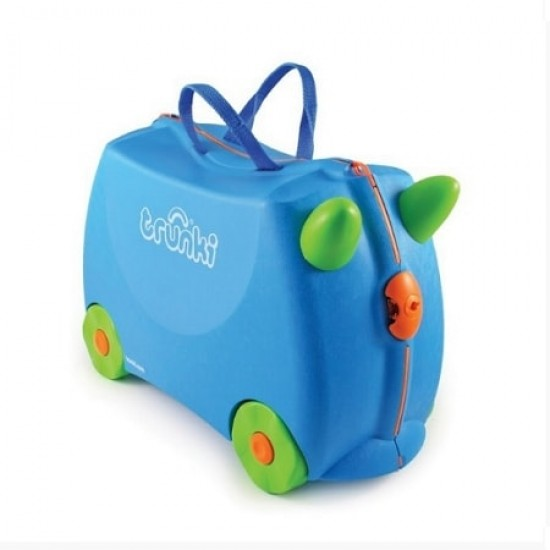 Trunki Luggage - Terrace (Blue )