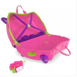 Trunki Luggage - Trixie Pink