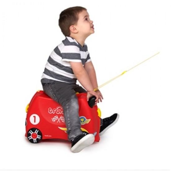 Trunki Luggage - Rocco Race Car