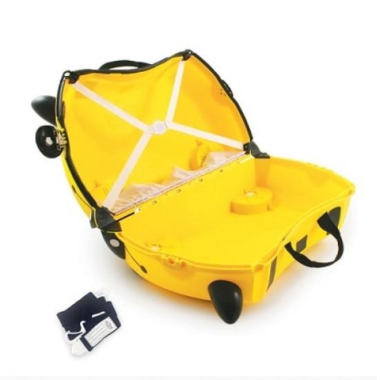 Trunki Luggage - Bernald Bee