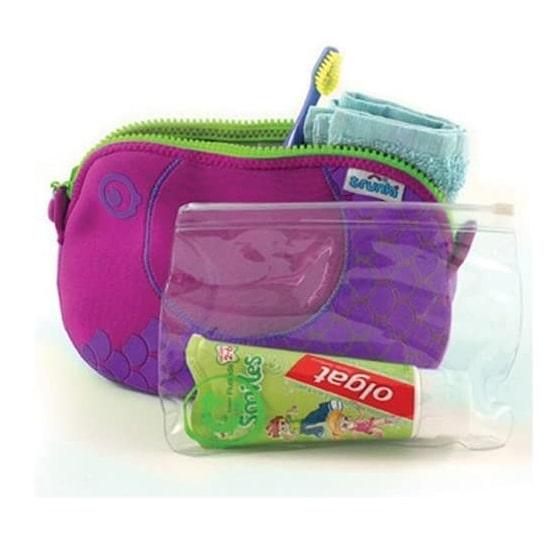 Trunki Travel Wash Bag - Pink