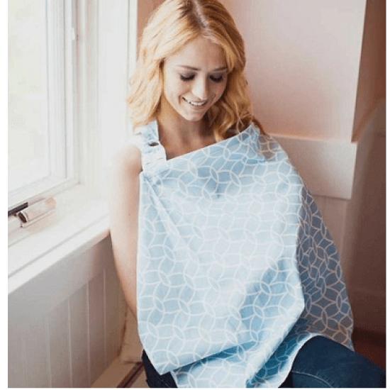 Udder Covers Nursing Shawl - Sloane