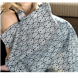 Udder Covers Nursing Shawl - Mason