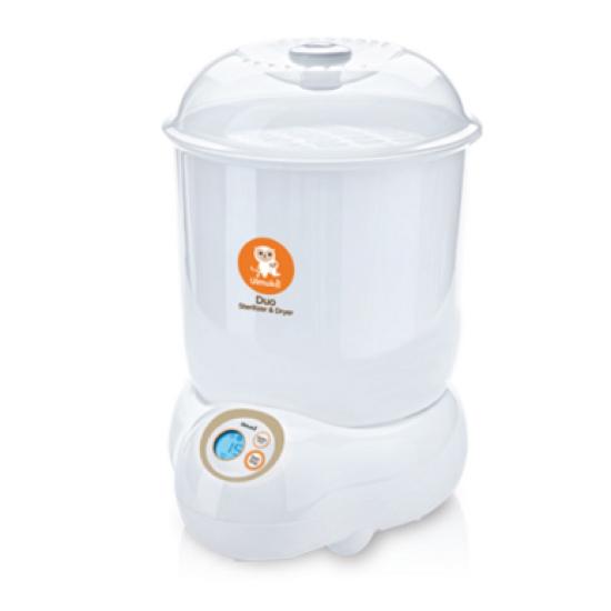 Ulmuka Duo Sterilizer & Dryer