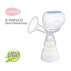 Unimom K-pop ECO electric breast pump.
