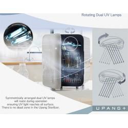 UPANG UV Sterilizer PLUS 802  - Warm Beige