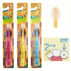 Vivatec 360 degree toothbrush Step 2 ( 2- 5 yrs)