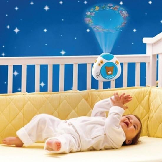 Vtech Lullaby Bear Crib Projector