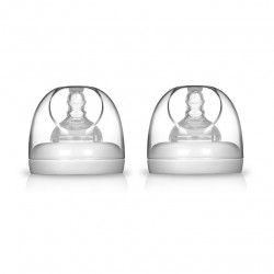 Youha Teat for the one PPSU bottle - 2 pcs