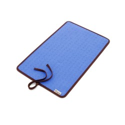 Zoli Baby Ohm Diaper Changer Pad - Blue