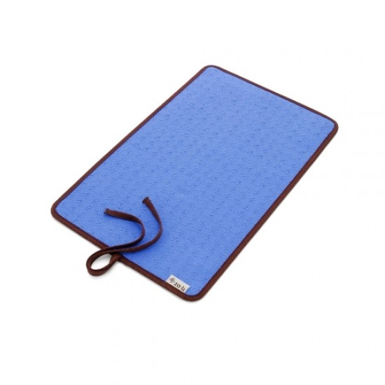 Zoli Baby Ohm Diaper Changer Pad - Blue